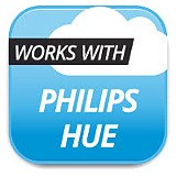 Works with Philips Hue