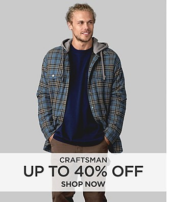 Save up to 40%  Craftsman