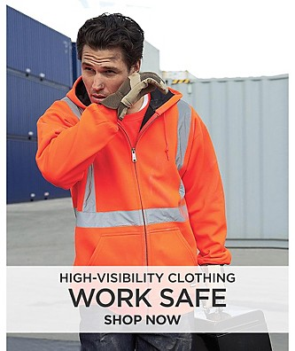 Work Safe High Visibility Clothing