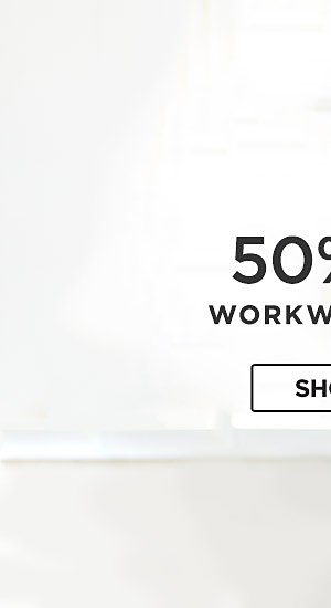Up to 50% off workwear for men. Shop now