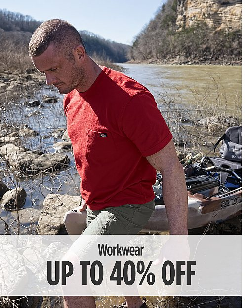 Up to 40% off Workwear