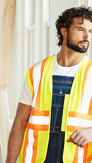 Up to 50% off workwear for him + Get an extra 10% off workwear & uniforms when you spend $10 on tools online only. Shop now