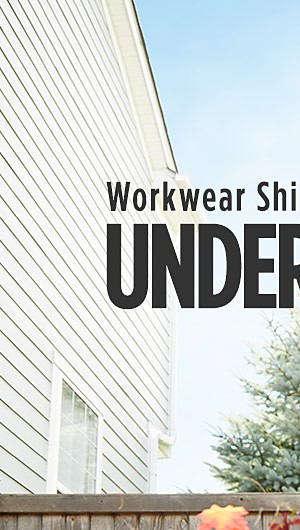 Workwear Shirts Under $15