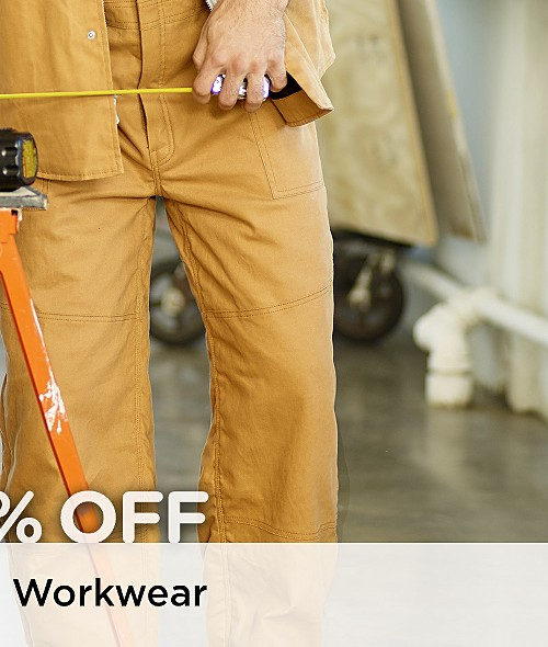 Up to 40% Off Craftsman Workwear