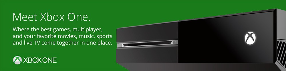 Meet Xbox One