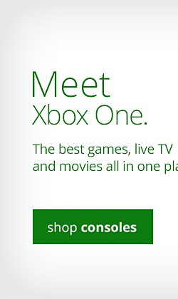 shop Xbox One consoles