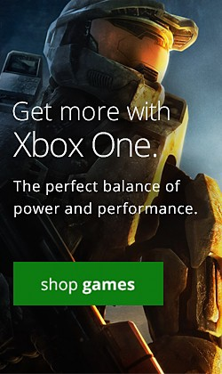 shop Xbox One games
