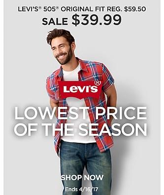 Shop Levi's