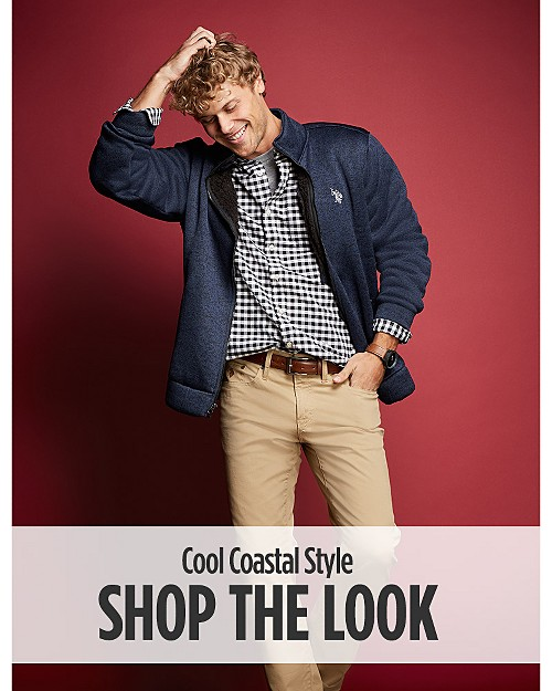Cool Coastal Style! Shop The Look
