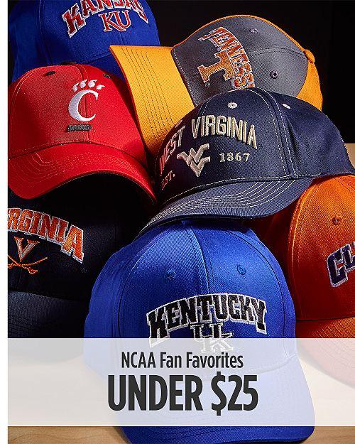 NCAA Fan Favorites Under $25
