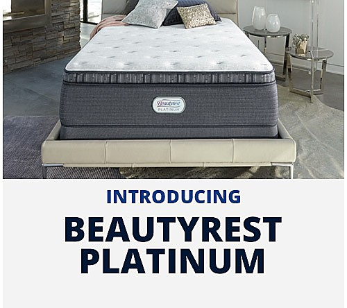 New at Sears! Beautyrest Platinum
