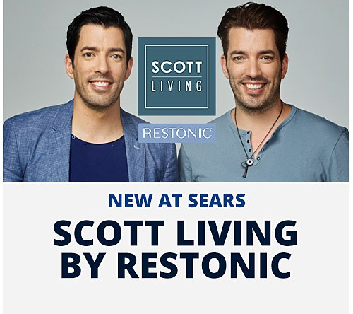Introducing Scott Living by Restonic mattresses