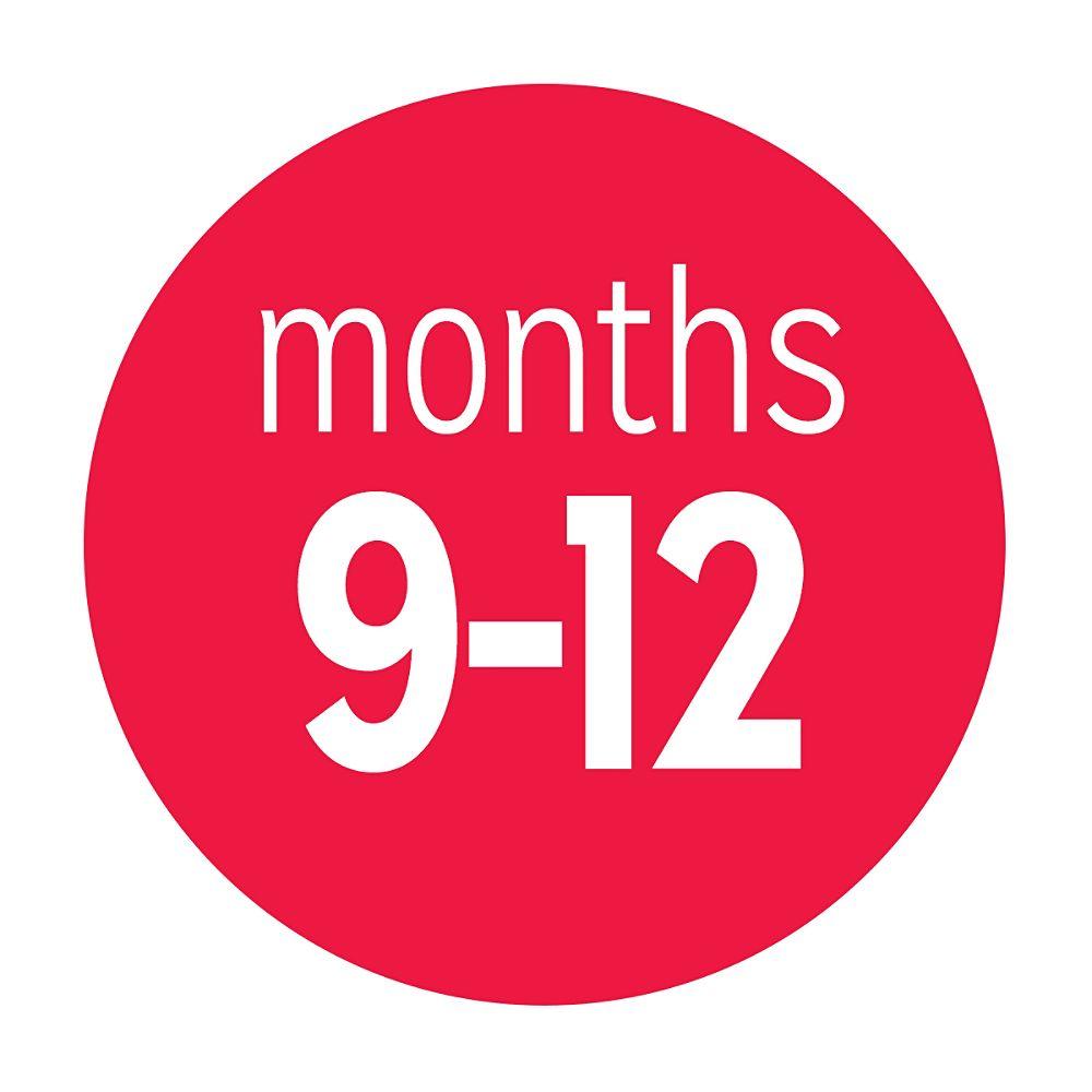 9-12 months