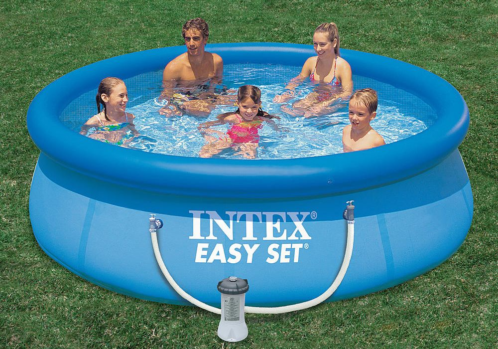A Beginner S Guide To Buying An Above Ground Pool Sears