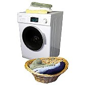 Laundry Centers vs. All-In-One Washers & Dryers