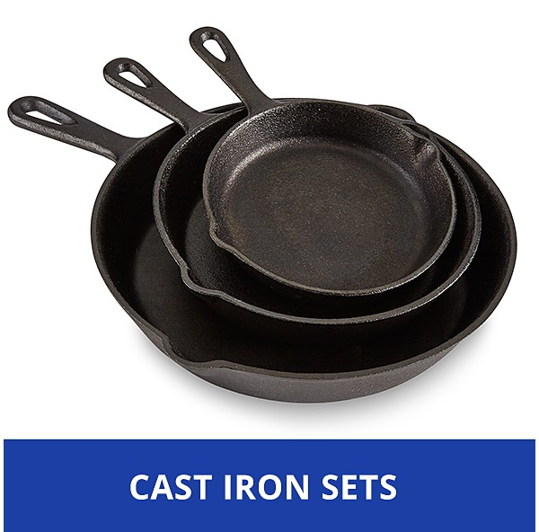Cast Iron Sets
