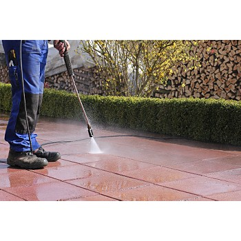 how to use a pressure washer video