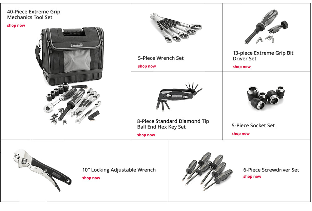 Extreme Grip Product Lineup