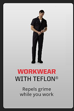 Workwear Teflon