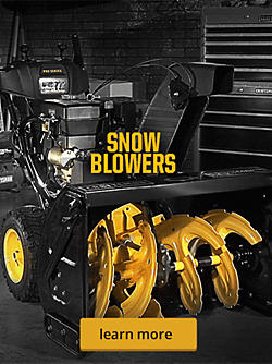 Pro Series. Snow Blowers