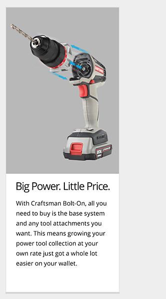 big power little price