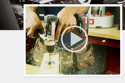 Brushless Drill Driver Video