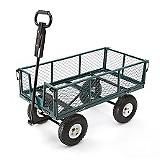 Wheelbarrows & Garden Carts
