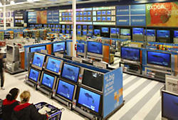 Sears New Brunswick Electronics