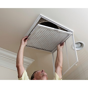 replace your air conditioner air filter