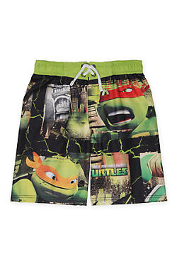 Boys' Character Swim Trunks