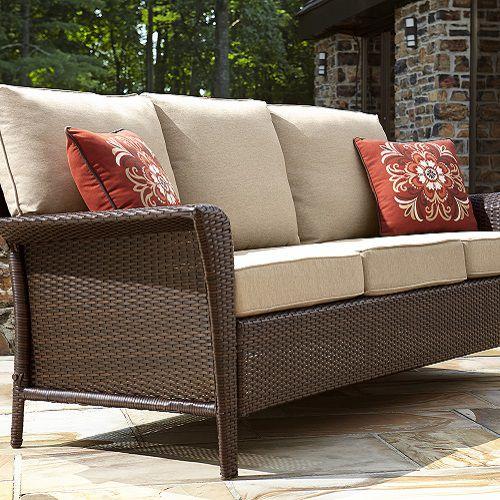 Keep Patio Furniture Cushions Clean