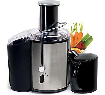 Cold press juicer