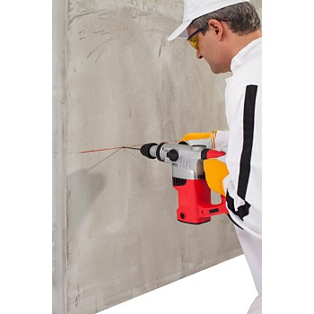 drillling into concrete