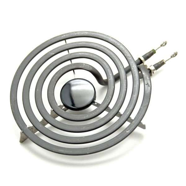 Cooktop coil surface element