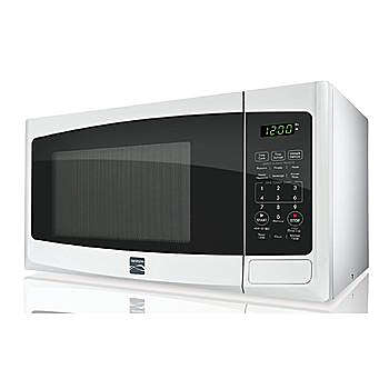 Countertop Microwave Installation : Countertop vs. Over the Range Microwave - Sears