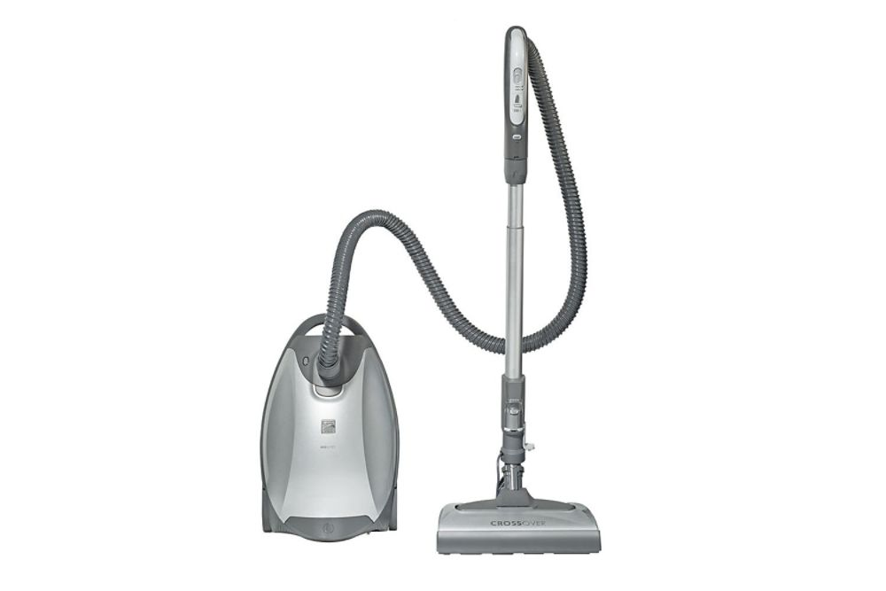 Kenmore Elite 21814 Pet Friendly CrossOver Canister Vacuum