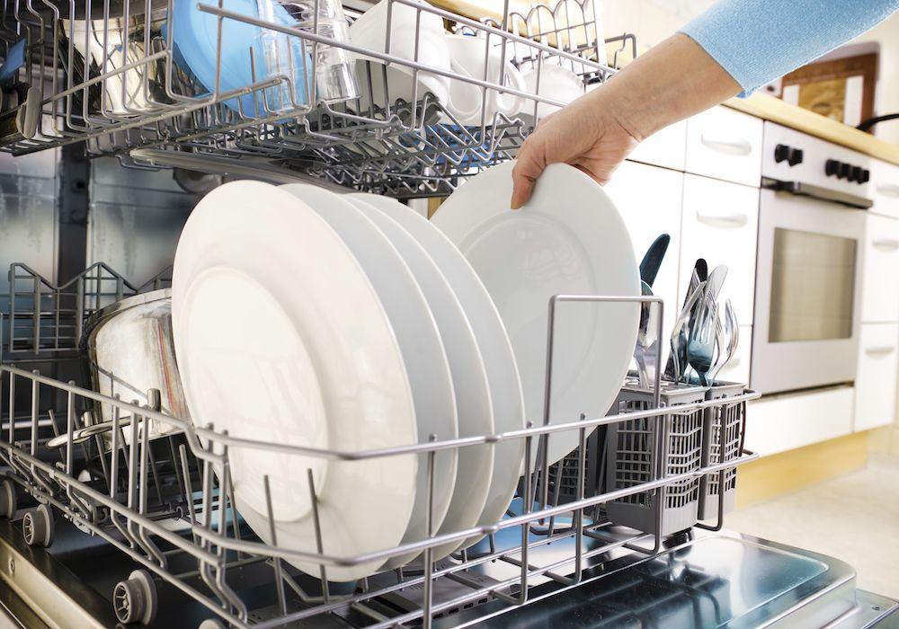 Dishwasher conveniences