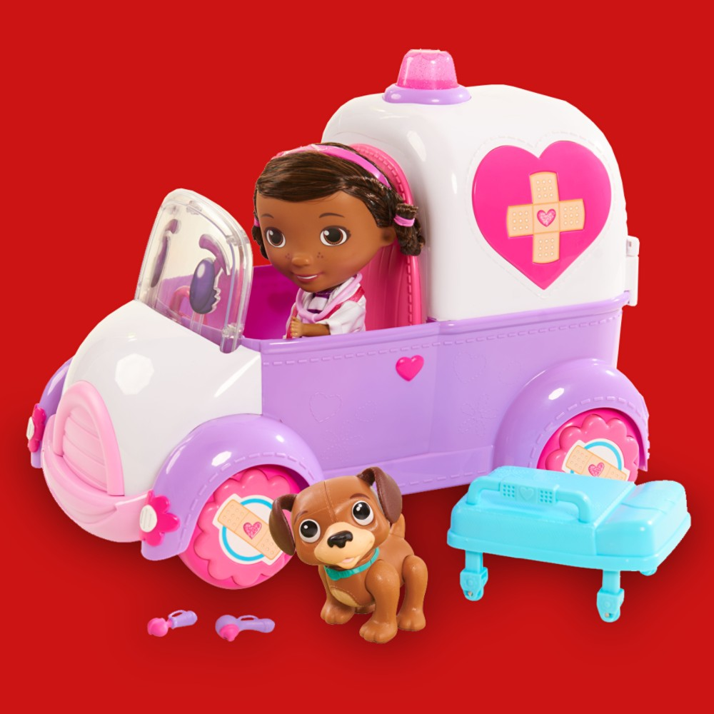 Doc McStuffins: Rosie the Rescuer