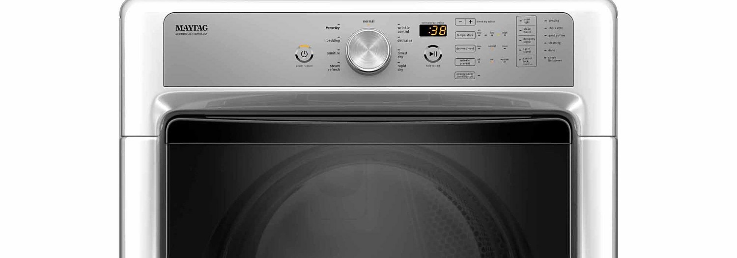 dryer making noise or vibrating