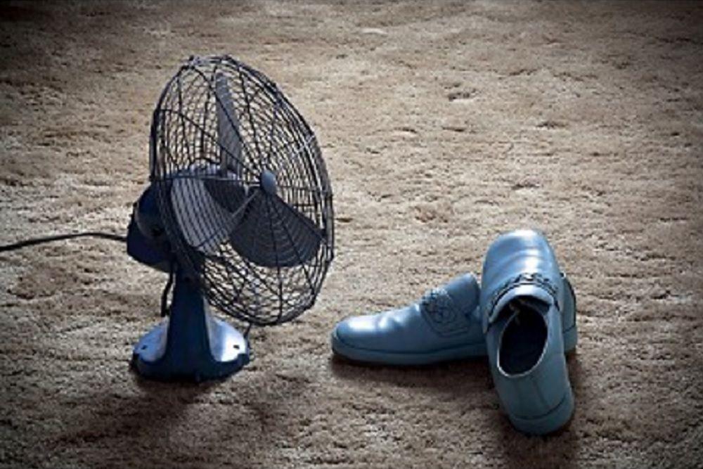 High-powered fan