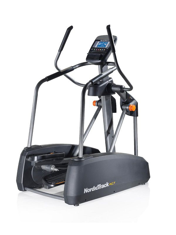 Center-drive elliptical