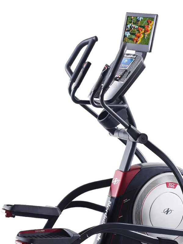 Elliptical convenience features