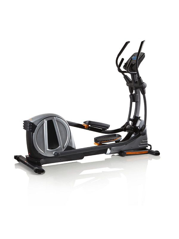 Rear-drive elliptical