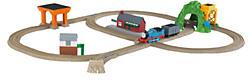Bustling Railway Set