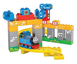Mega Bloks Thomas Visits the Castle