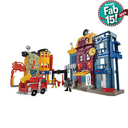 &#x20&#x3b;Imaginext&#x20&#x3b;Rescue&#x20&#x3b;City&#x20&#x3b;Center