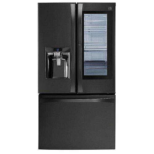 Kenmore Elite French Door Refrigerator w/ PreView™ Grab-N-Go™ Door