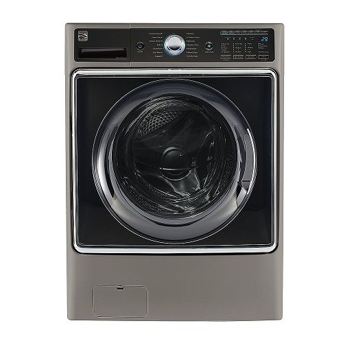 Kenmore Elite Smart Front-Load Washer w/ Accela Wash®