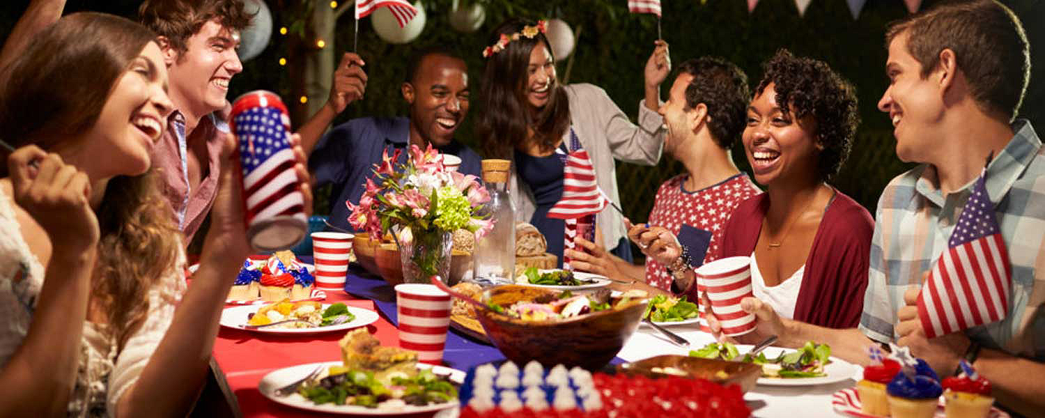 4 Easy Recipes for July 4th Fun