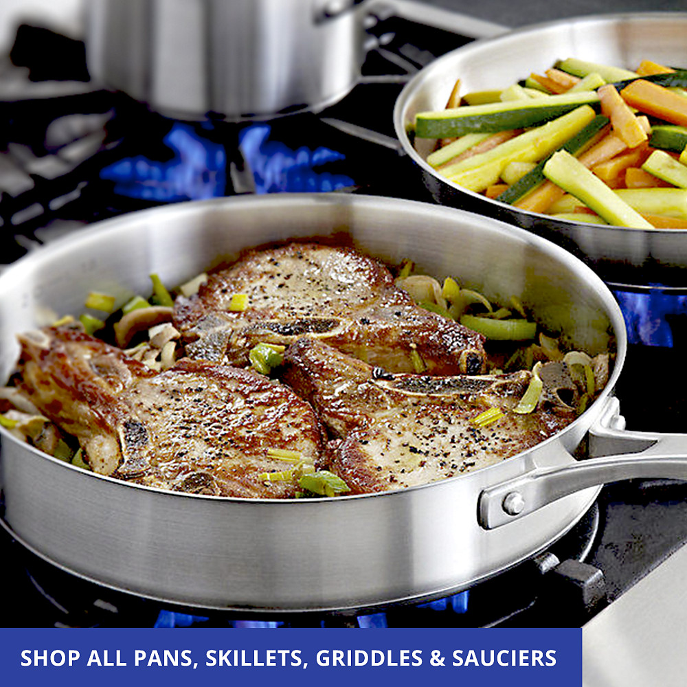 Shop All Fry Pans & Skillets